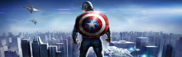 Captain America Fighting Game