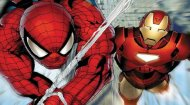 Spiderman Ironman Game