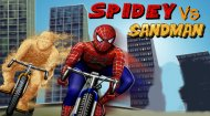 Spiderman Sandman Game